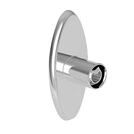 Empire - Curved Shower Rod Brackets - 639CB - || Ginger