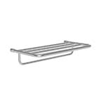 "20"" Hotel Shelf Frame with Towel Bar"