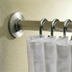 Universal Shower Rods