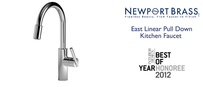 East Linear Faucet