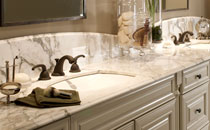 Bath faucet - Anise 880 English Bronze