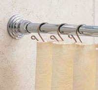 Chelsea shower rod
