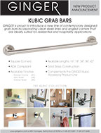 Kubic Grab Bars