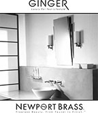 Newport Brass & GINGER Contemporary Brochure