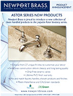 Astor Lever Series